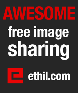 Ethil - Awesome free image sharing