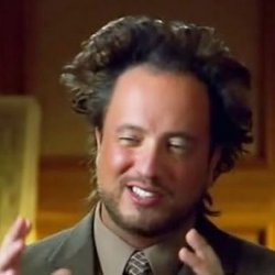 ancient aliens crazy history channel guy ancient aliens crazy history channel guy meme generator