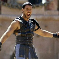gladiator are you not entertained gladiator (are you not entertained?) meme generator
