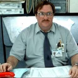 Milton From Office Space Meme Generator