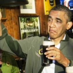 Upvote Obama meme generator