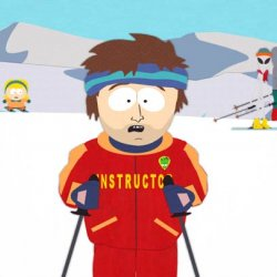 you re gonna have a bad time southpark ski instructor meme generator